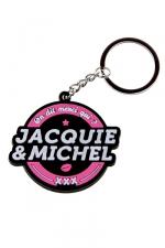 Porte-clés J&M logo rond