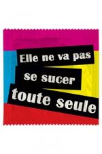 Préservatif humour - Se Sucer Toute Seule : Préservatif Se Sucer Toute Seule, un préservatif personnalisé humoristique de qualité, fabriqué en France, marque Callvin.